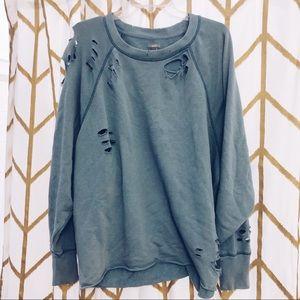 Aerie Grunge Sweatshirt